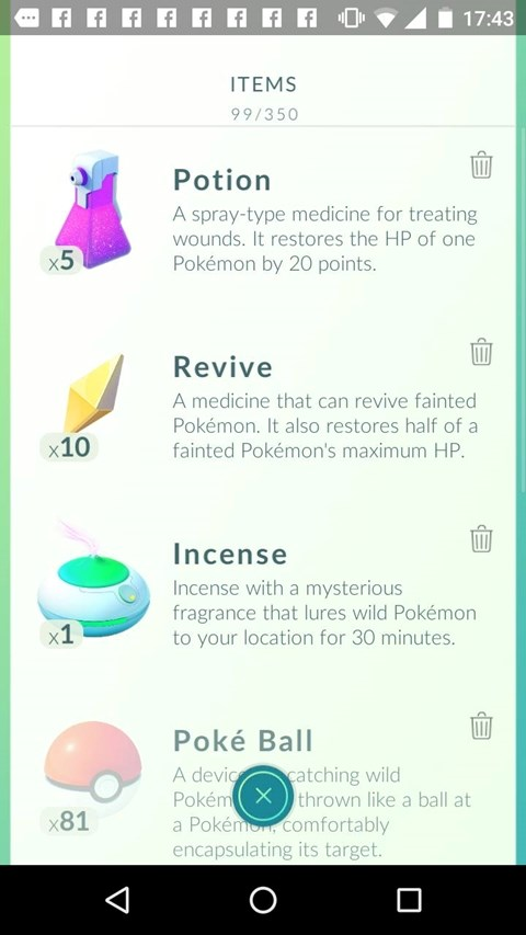 tutorial-pokemon-go-itens-cura-mobilegamer Pokémon GO: PokéStops, CP, PokéCoins?? Saiba o que significa e como funcionam