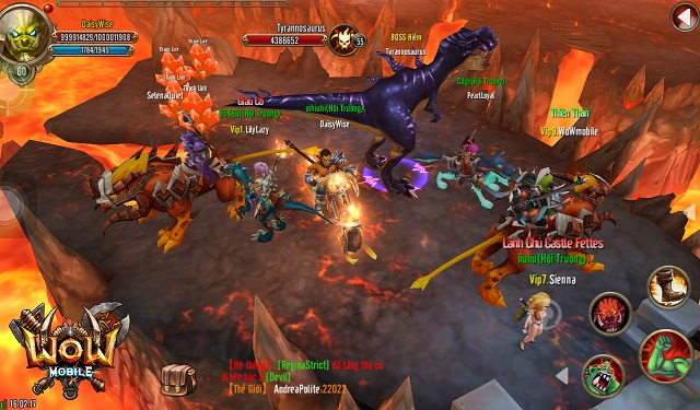 wow-mobile-android-2 Criaram um World of Warcraft Mobile para Android e iOS