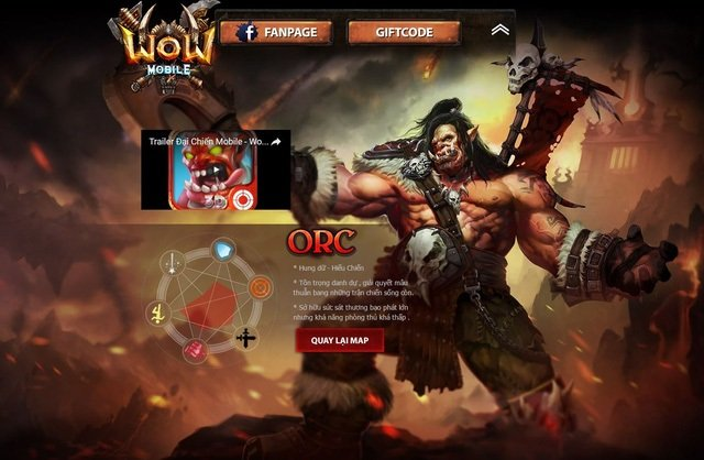 wow-mobile-android Criaram um World of Warcraft Mobile para Android e iOS