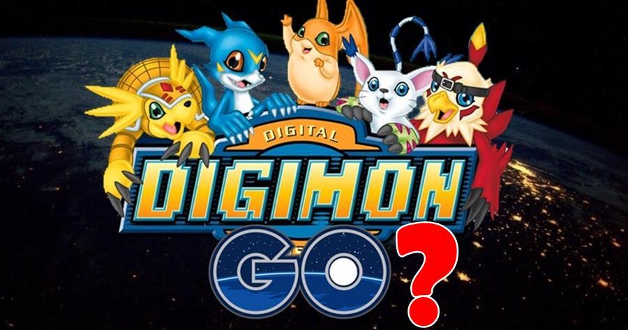 Digimon-GO-mobilegamer Digimon GO, Yu-Gi-Oh! GO! Veja outras franquias que podem seguir o sucesso de Pokémon GO
