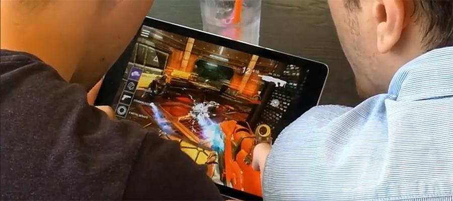 Leaked-Destiny-Style-ipadAndroid-Game Destiny Mobile? Video mostra o que parece ser o jogo rodando em um iPad