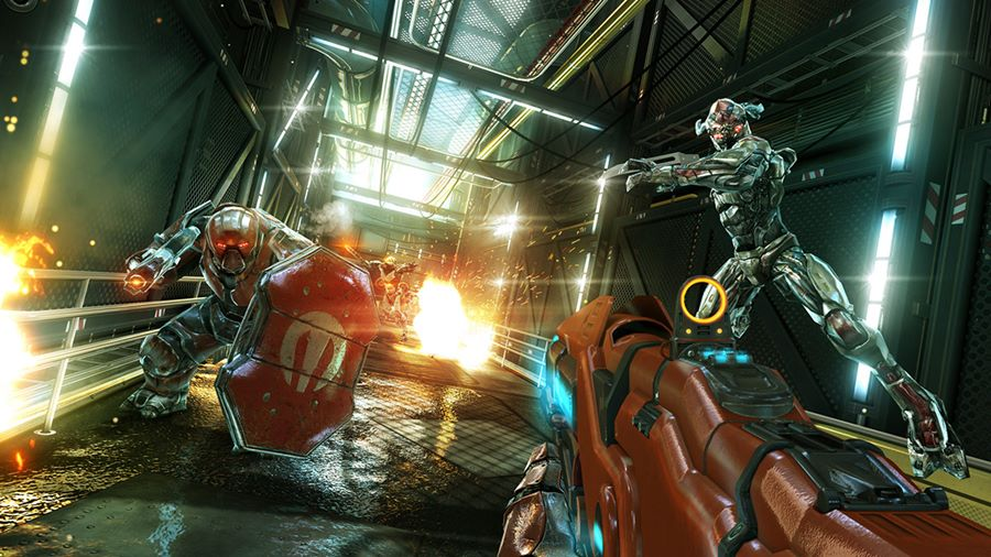 Shadowgun-Legends-Android-Game-Preview-1 Shadowgun Legends: Pré-registro e novas informações sobre o game de tiro