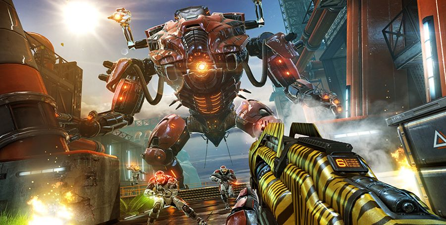 Shadowgun-Legends-Android-Game-Preview [ERRATA] Shadowgun Legends: livestream será amanhã ao meio-dia