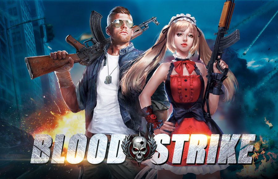 blood-strike-mobile-mobilegamer Blood Strike Mobile foi lançado no Android e iOS