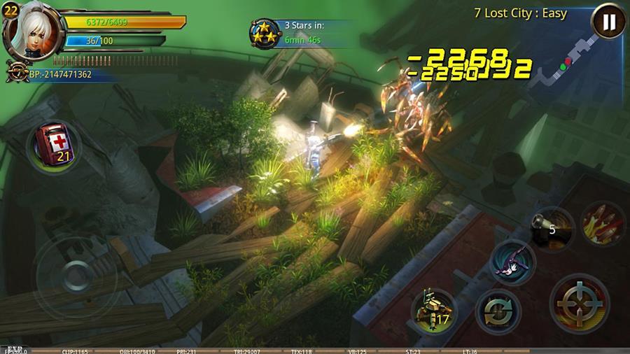 broken-dawn-2-alien-zone-2-android-ios-mobilegamer-1 Broken Dawn II é a sequência do jogo de tiro OFFLINE Alien Zone