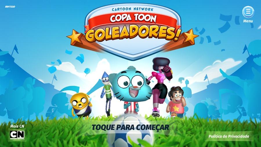 cartoon-network-copa-toon-goleadores-cn-android-ios-mobilegamer-1 Copa Toon: Goleadores  é o novo jogo de futebol da Cartoon Network