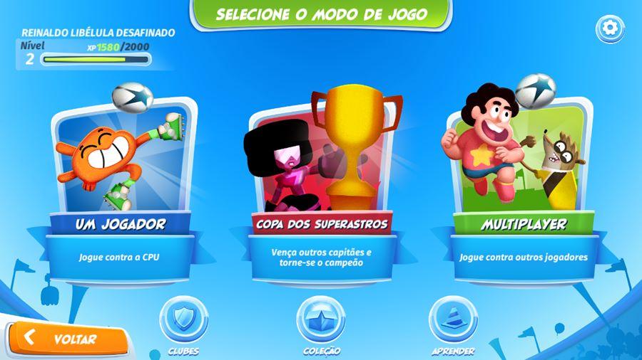 cartoon-network-copa-toon-goleadores-cn-android-ios-mobilegamer-2 Copa Toon: Goleadores  é o novo jogo de futebol da Cartoon Network