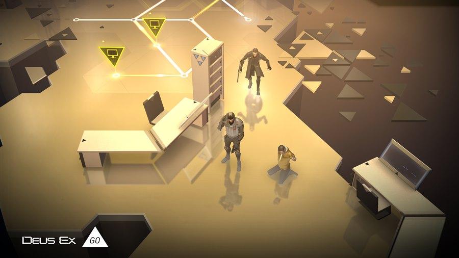 deus-ex-go-android-ios-jogo-mobilegamer Rayman, White Day e mais: Jogos em Promoção no Android
