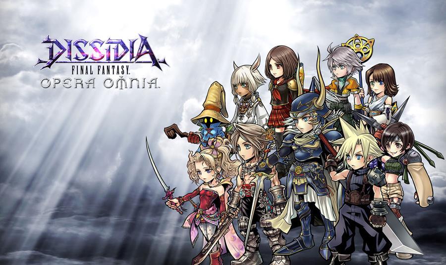 dissidia-android-ios-game-gratis Dissidia Final Fantasy: Opera Omnia é anunciado para Android e iOS