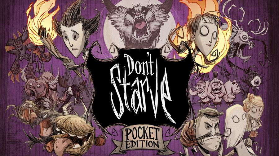 dont-starve-pocket-edition-android Don't Starve muito perto de chegar ao Android