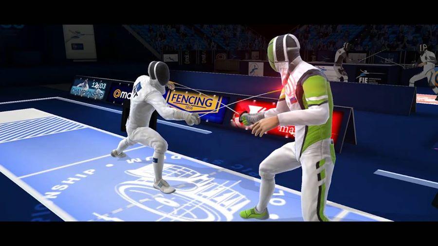 fie-swordplay-android-jogosolimpicos-mobilegamer Rio 2016: 10 Jogos para Android com Esportes das Olimpíadas