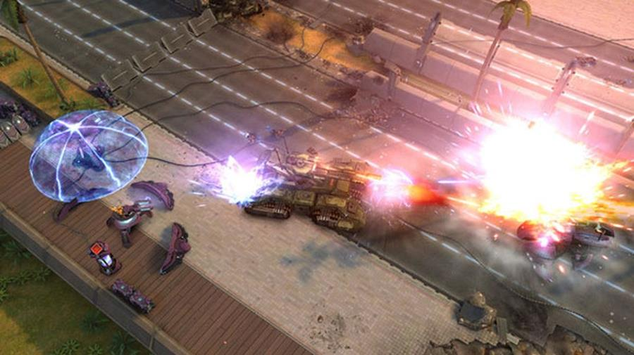 halo-spartan-strike-001 25 Melhores Jogos de Tiro (FPS) OFFLINE para Android e IOS