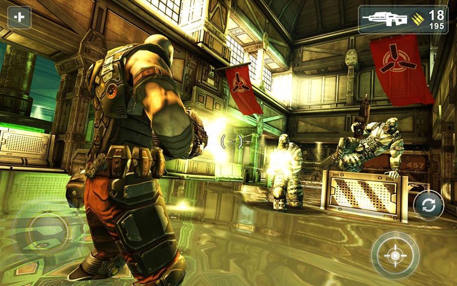 "jogos-promocao-no-android-shadowgun 25 Jogos Imperdíveis para ""Zerar"" no Android #1"