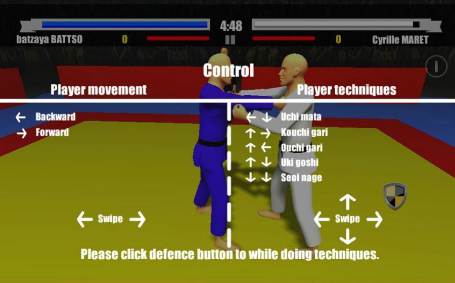 judo-tournament-2015-jogosolimpicos-android-mobilegamer Rio 2016: 10 Jogos para Android com Esportes das Olimpíadas