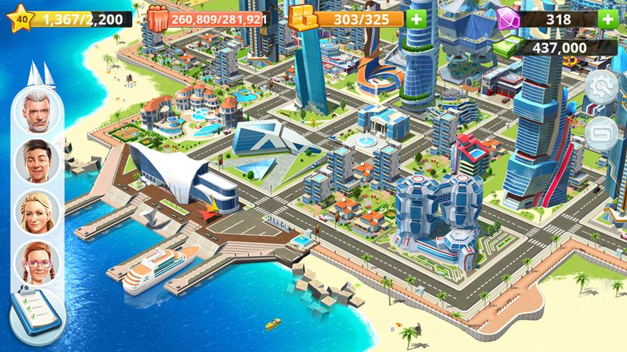 little-big-city-2-gameloft-jogo-android-ios-windows-phone-mobilegamer Nada de Gangstar New Orleans ou Asphalt, novo jogo da Gameloft é Little Big City 2