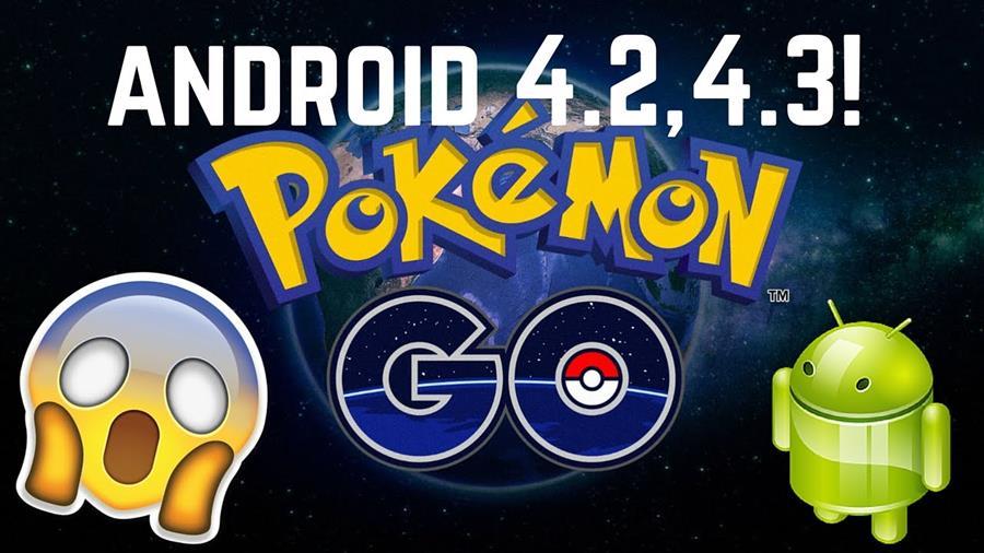 pokemon-go-android-4.1-4.2-4.3-mobilegamer Pokémon GO: Como Instalar no Android 4.0, 4.1.2, 4.2.2 ou 4.3 (ATUALIZADO Versão 0.33)