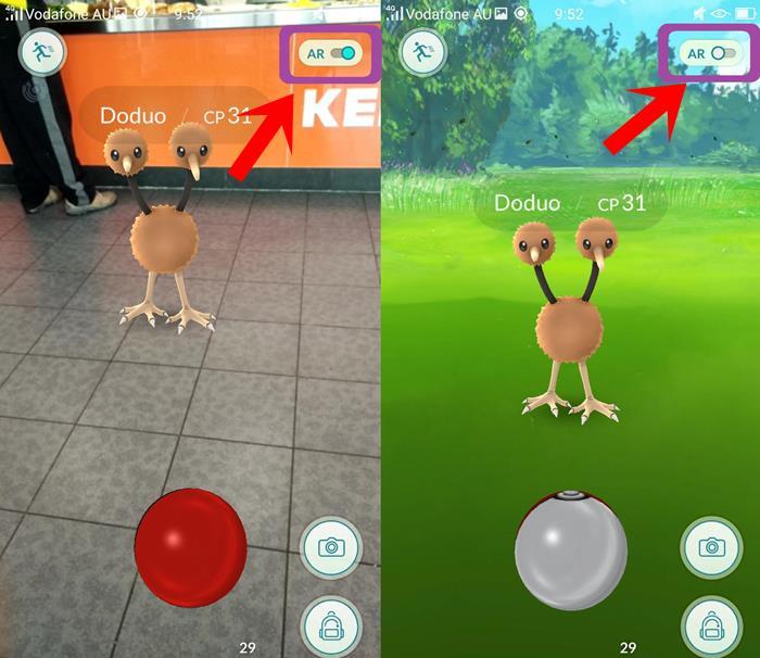 pokemon-go-tutorial-dica-mobilegamer-ar-desligado TUTORIAL Pokémon GO: 10 Dicas e Truques que Ninguém te Contou