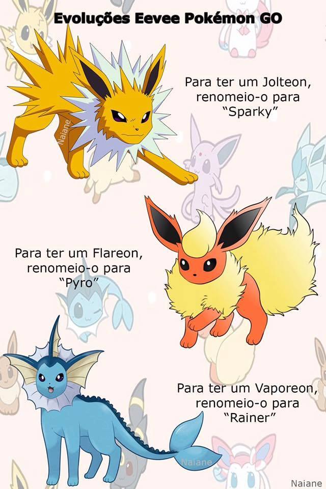 pokemon-go-tutorial-dica-mobilegamer-evolucao-eevee TUTORIAL Pokémon GO: 10 Dicas e Truques que Ninguém te Contou