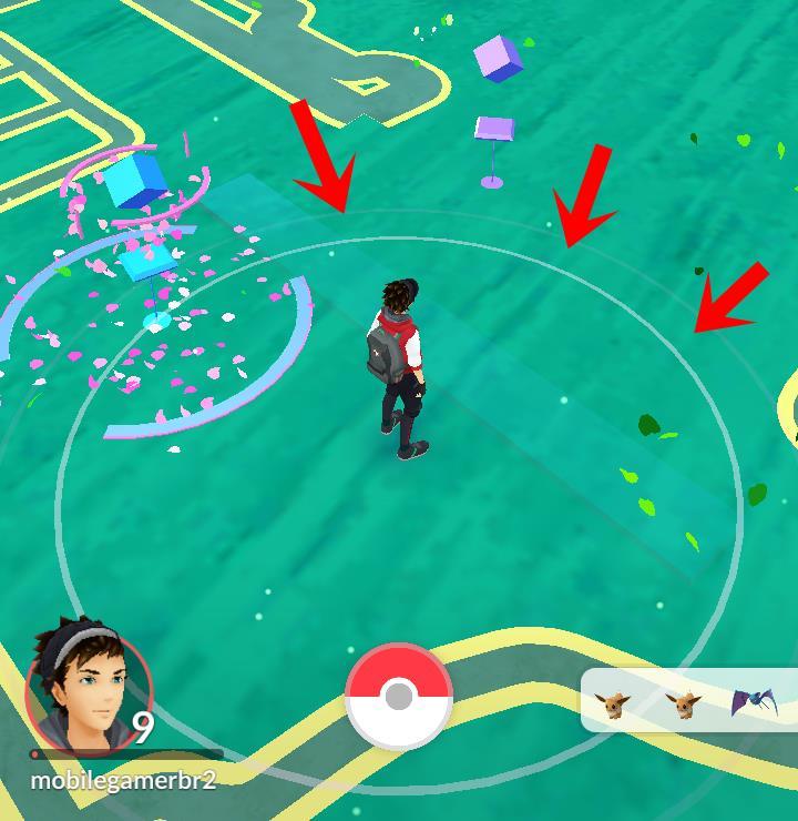 pokemon-go-tutorial-dica-mobilegamer-raio-alcance-treinador TUTORIAL Pokémon GO: 10 Dicas e Truques que Ninguém te Contou