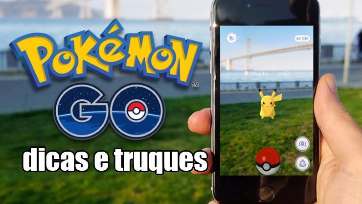 pokemon-go-tutorial-dica-mobilegamer-truques TUTORIAL Pokémon GO: 10 Dicas e Truques que Ninguém te Contou