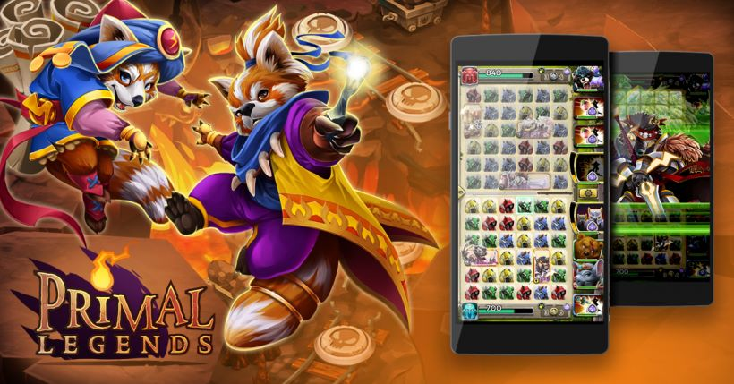 primal-legends-iphone-game-mobilegamer Melhores Jogos da Semana para iPhone e iPad #32 de 2016