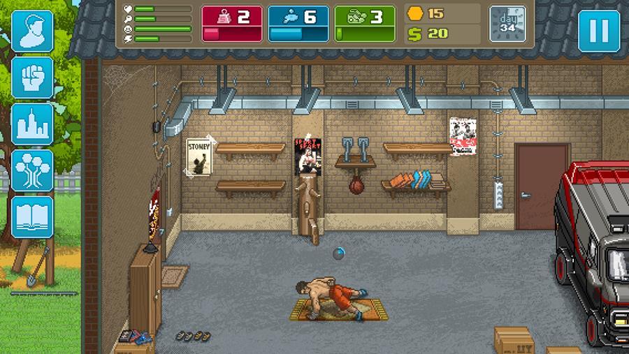 punch-club-android Shadowgun, Punch Club e mais: veja jogos para Android em promoção