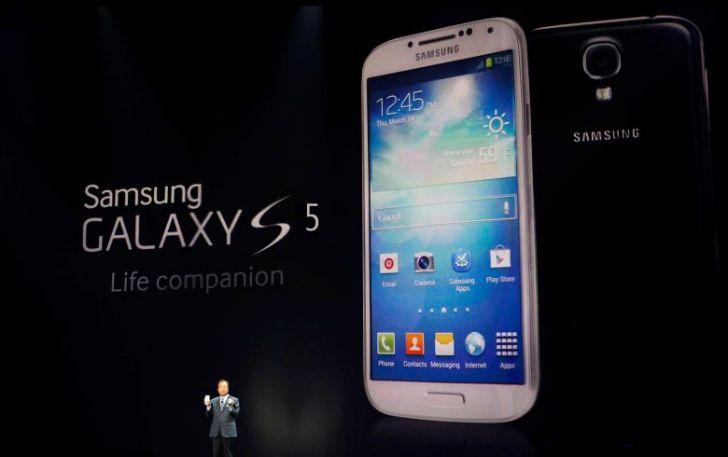 O Galaxy S5 é o celular mais fácil de encontrar usado e em boas condições.