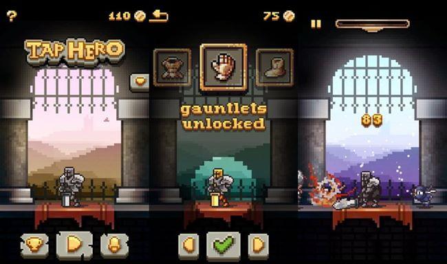 tap-hero-iphone-ipad-mobile-gamer Melhores Jogos para iPhone e iPad da Semana #31