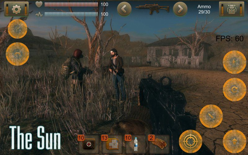 the-sun-jogo-android-ios-windows10-mobilegamer-3 The Sun Origin: game de tiro e sobrevivência é lançado no Android e iOS