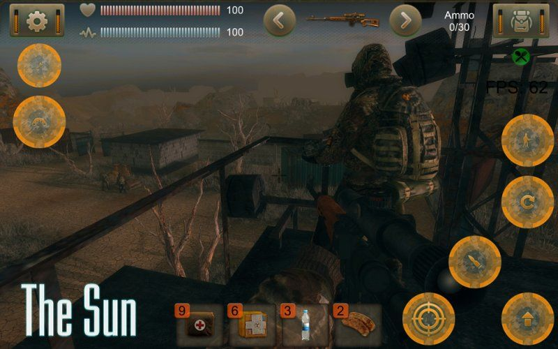 the-sun-jogo-android-ios-windows10-mobilegamer-4 The Sun Origin: game de tiro e sobrevivência é lançado no Android e iOS