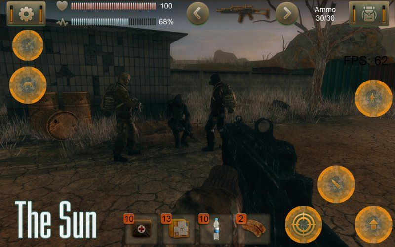 the-sun-jogo-android-ios-windows10-mobilegamer-6 The Sun é um FPS pós-apocalíptico que chega em breve ao Android, iOS e Windows 10