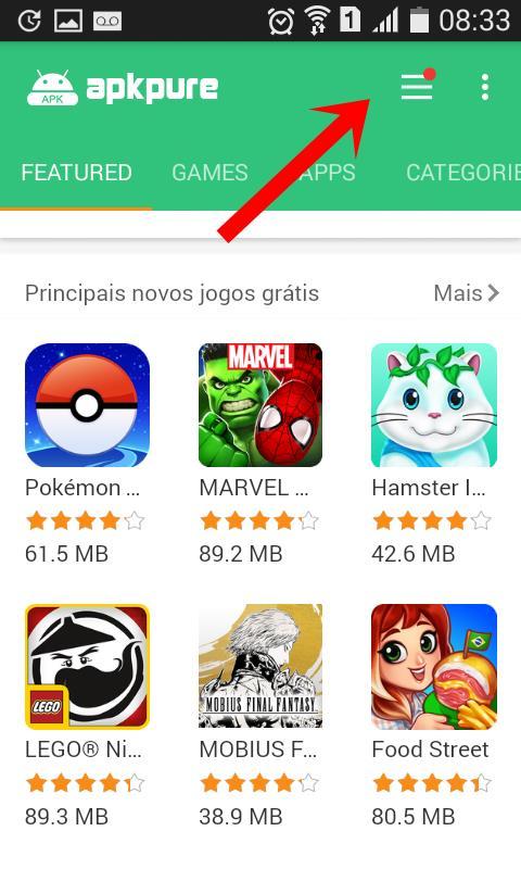 tutorial-pokemon-go-atualizado-APK-pure-4 Como deixar o APK de Pokémon GO sempre atualizado no Android (versão 0.37)