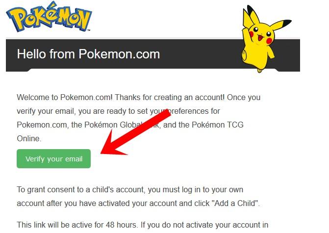 Pokémon GO: como criar uma conta no Pokémon Trainer Club