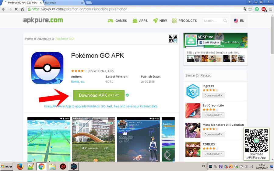 tutorial-pokemon-go-no-pc-mobilegamer-teste-202 TUTORIAL Pokémon GO: como jogar pelo computador (apenas para teste)