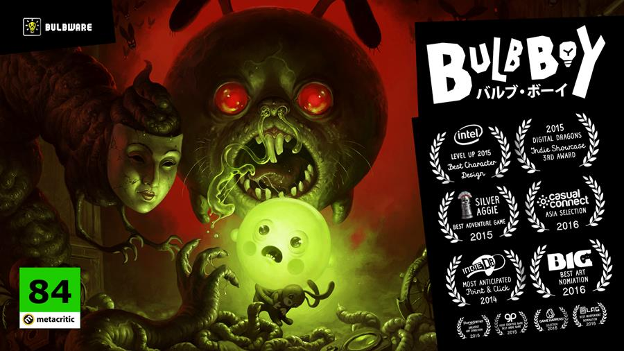 Bulb-boy-android-ios-game Bulb Boy: arte, obscuridade e fofura no game para Android e iOS