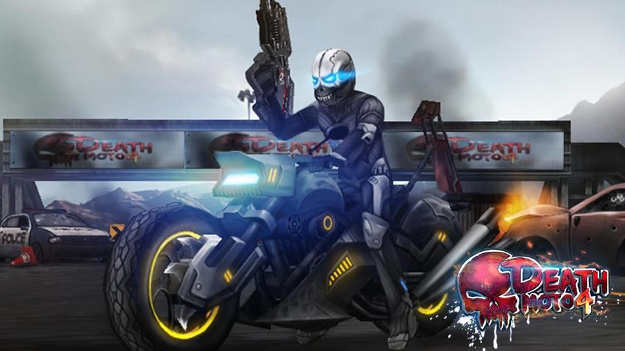 Death-Moto-4-game-android-ios-gratis-offline-1 Death Moto 4 traz poucas novidades, mas continua gratuito e OFFLINE