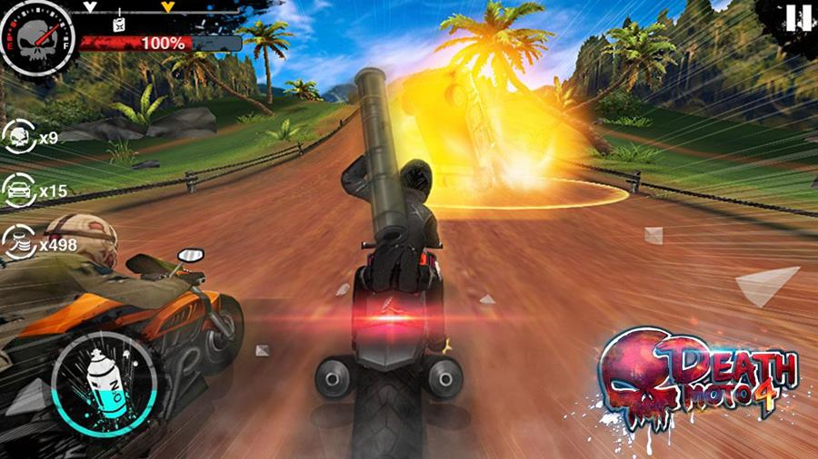 Death-Moto-4-game-android-ios-gratis-offline-2