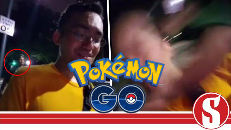 assalto-ao-vivo-pokemon-go-android-ios Pokémon GO: vídeo mostra streamer sendo assaltado ao vivo!