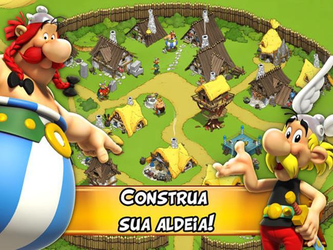 asterix-friends-game-android-ios Melhores Jogos para iPhone e iPad da Semana #37 de 2016