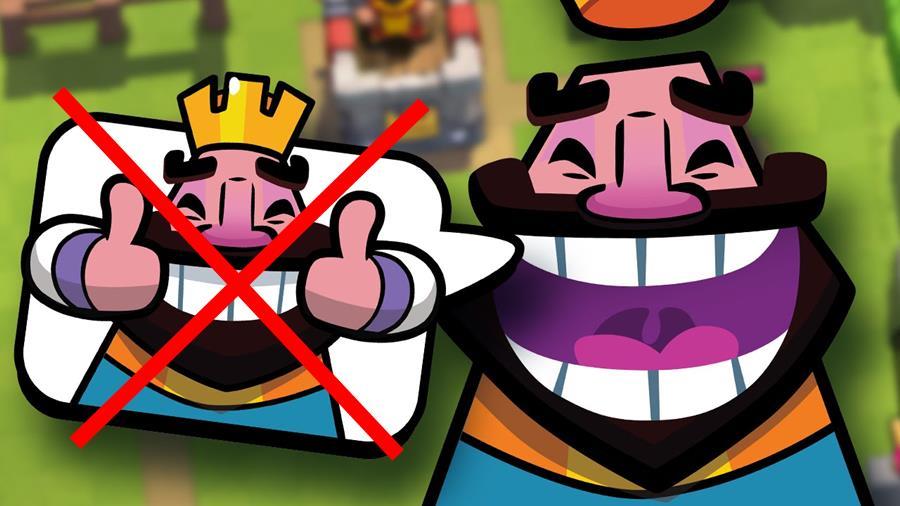 clash-royale-silenciar-oponente Clash Royale: próxima atualização irá trazer recurso para silenciar o oponente