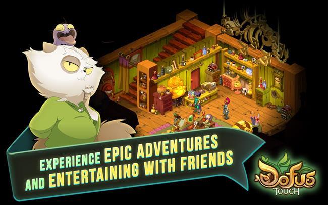 dofus-touch-android Top 10 Melhores Jogos de RPG Online de 2016 (Android e iOS)