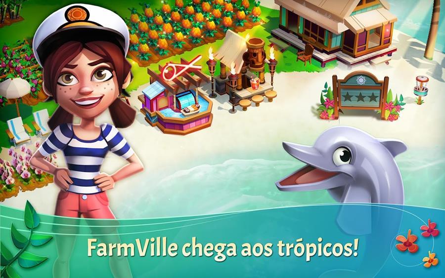 farmville-tropicos Melhores Jogos para Android da Semana #35 de 2016