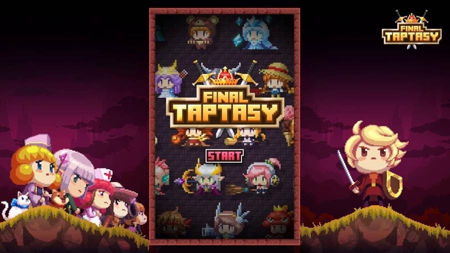 final-taptasy-android Melhores Jogos para Android Grátis - Setembro de 2016