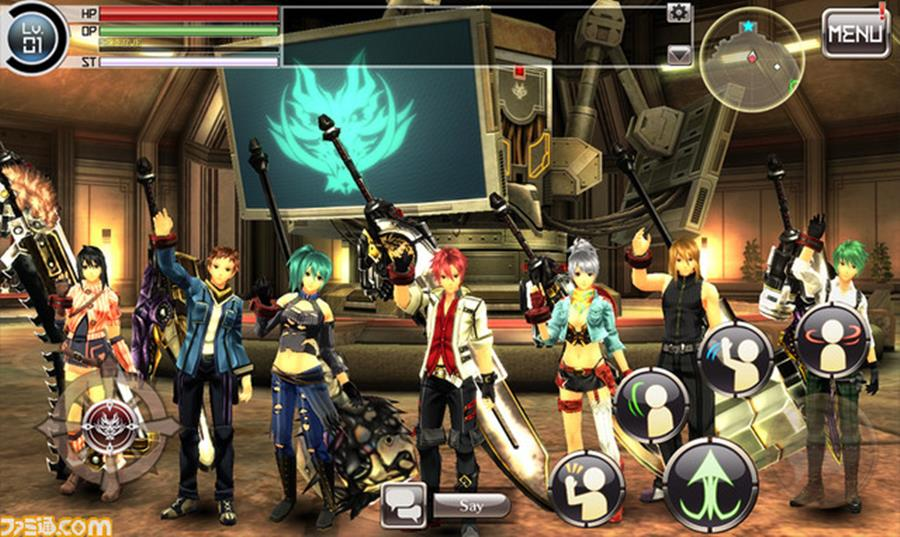 god-eater-online-android-ios-1 Bandai Namco anuncia God Eater Online para Android e iOS