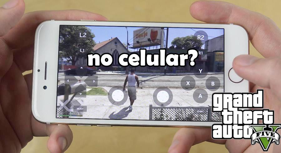 "gta5-no-android-e-ios-dica-tutorial3 GTA 5 no Celular? Veja como ""rodar"" o game no Android e iOS"