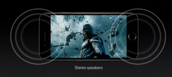 iphone-7-speakers iPhone 7: as novidades gamers que apareceram na keynote (vídeo)
