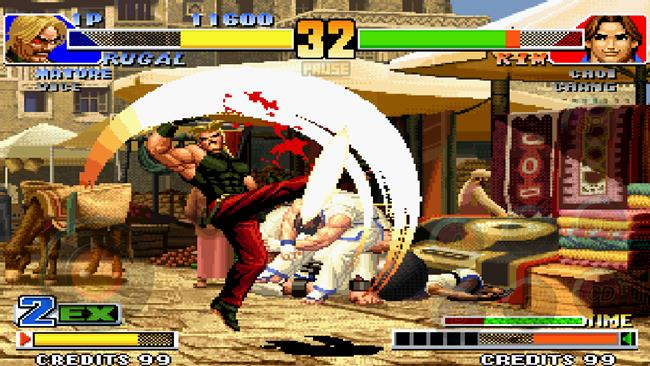 kof-98-android