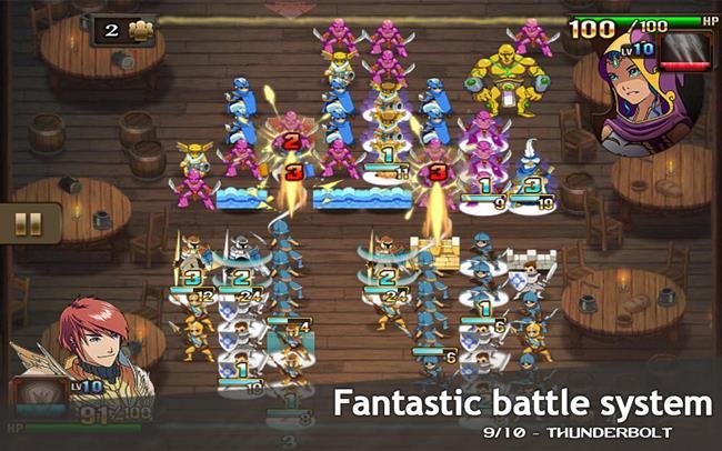 mm-clash-of-heroes-android KOF, Batman, Minecraft e mais: veja Jogos Android em Promoção