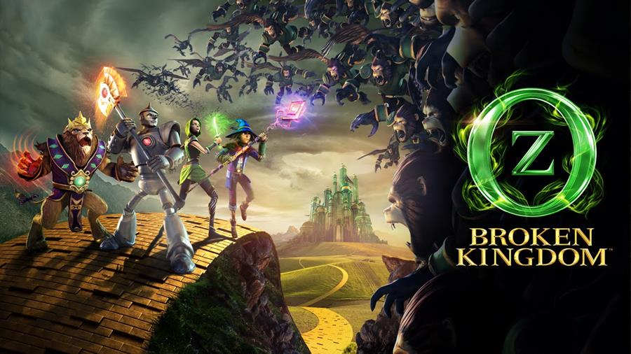 oz-broken-kingdom-android-ios Oz Broken Kingdom: game da apresentação do iPhone 7 chega ao Android