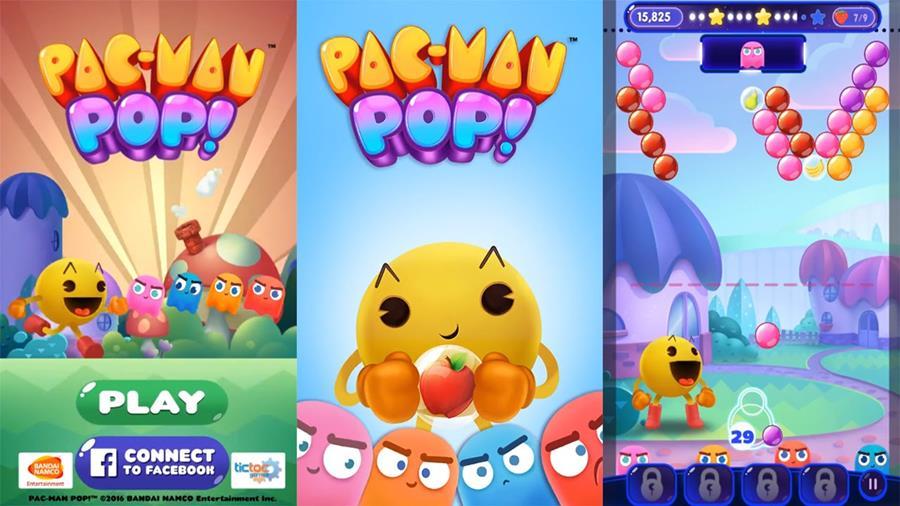 pac-man-pop-iphone-ipad Melhores Jogos para iPhone e iPad da Semana #35 de 2016